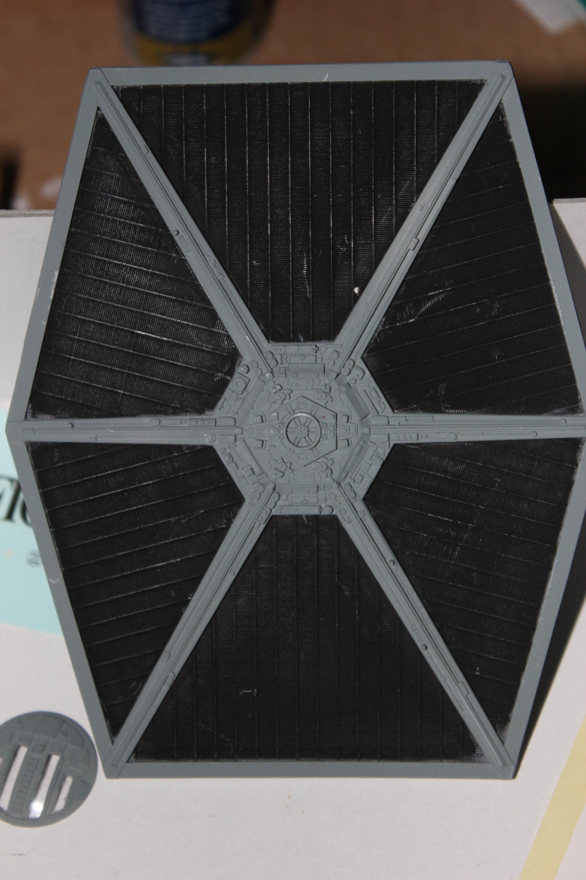 Star Wars [Tie Fighter] Fine Molds 1 : 72 369030DPP2011