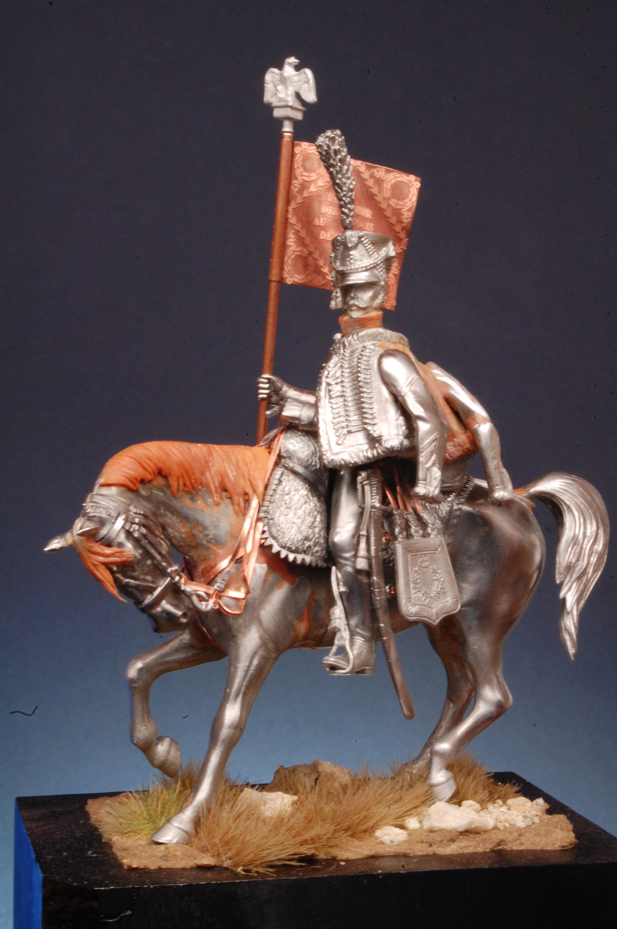 aigle du 3eme hussard 3690493ussari1