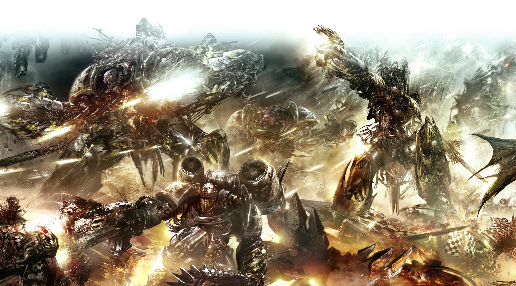 [Space Marine Battles] The Siege of Castellax de CL Werner 369439Sulli3