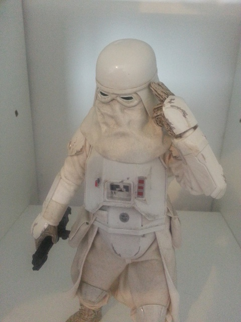red360 review's : Star Wars Battle Of Hoth: Snowtrooper by Sideshow 36954120130426161006