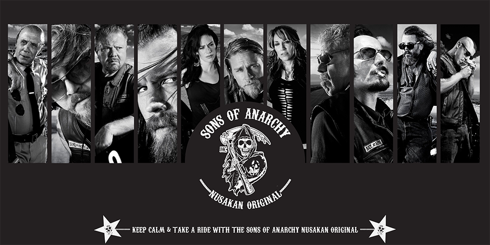 Sons Of Anarchy - Nusakan Original - Ogame Team