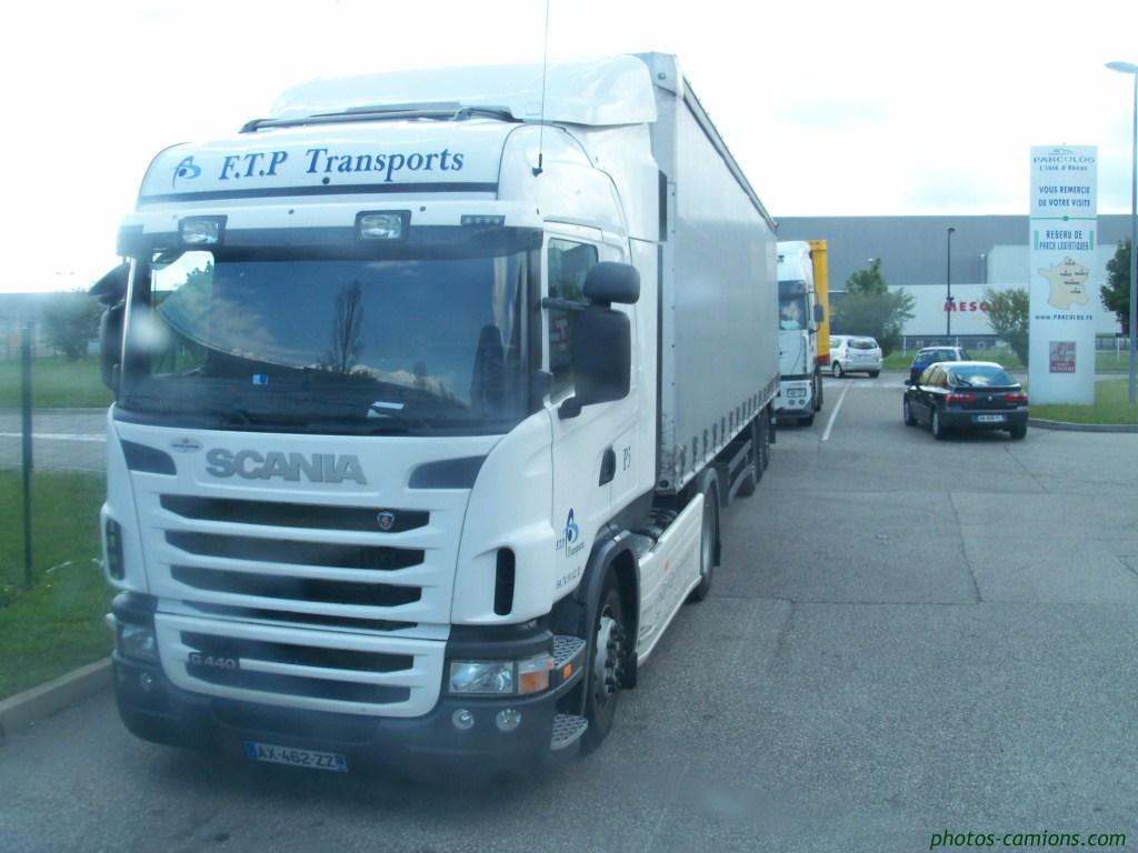 FTP Transport (Saint Quentin Fallavier, 38) 3702421021153Copier