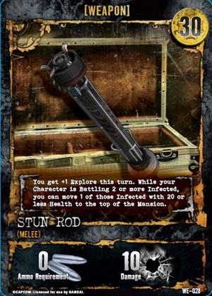 Les cartes du jeu Resident Evil 371065carte75