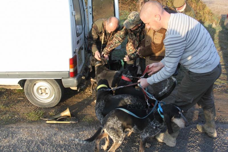 Brevet de chasse sur lièvre Marnay (71) 7 et 8 mars 2015 371211IMG6495
