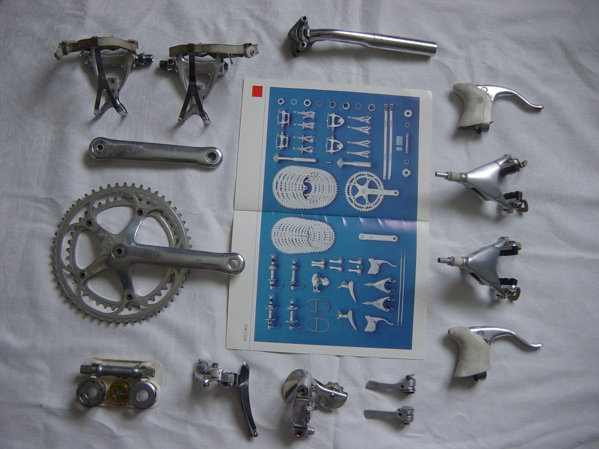 Vélo de course LOOK 1986/87 - Page 2 372135groupecamparecordc