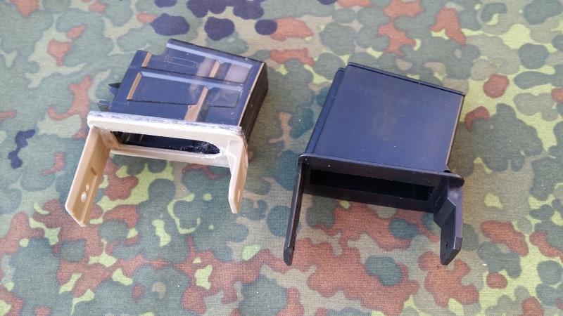TRANSFORMATION embase DRUMBOX ELEC  M4 pour  G36 C ou  MG36 K 37220620150412192454