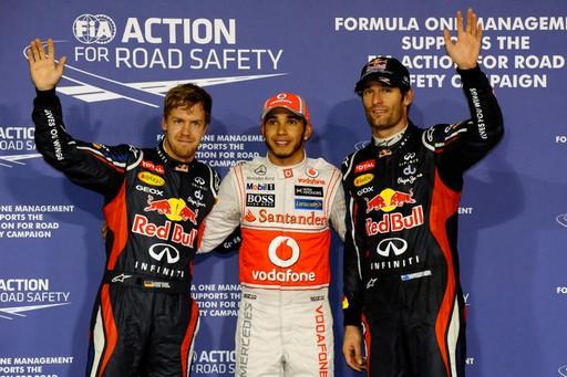 F1 GP d'Abu Dhabi 2012 : (essais libres-1-2-3-Qualifications) 3734582012SebastianVettelLewisHamiltonMarkWebber