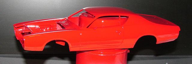 Peinture et polissage de la carrosserie 373927superbee07