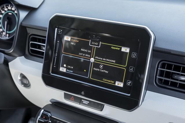 Suzuki IGNIS, Le nouveau SUVultra compact  373978Suzukiignis23