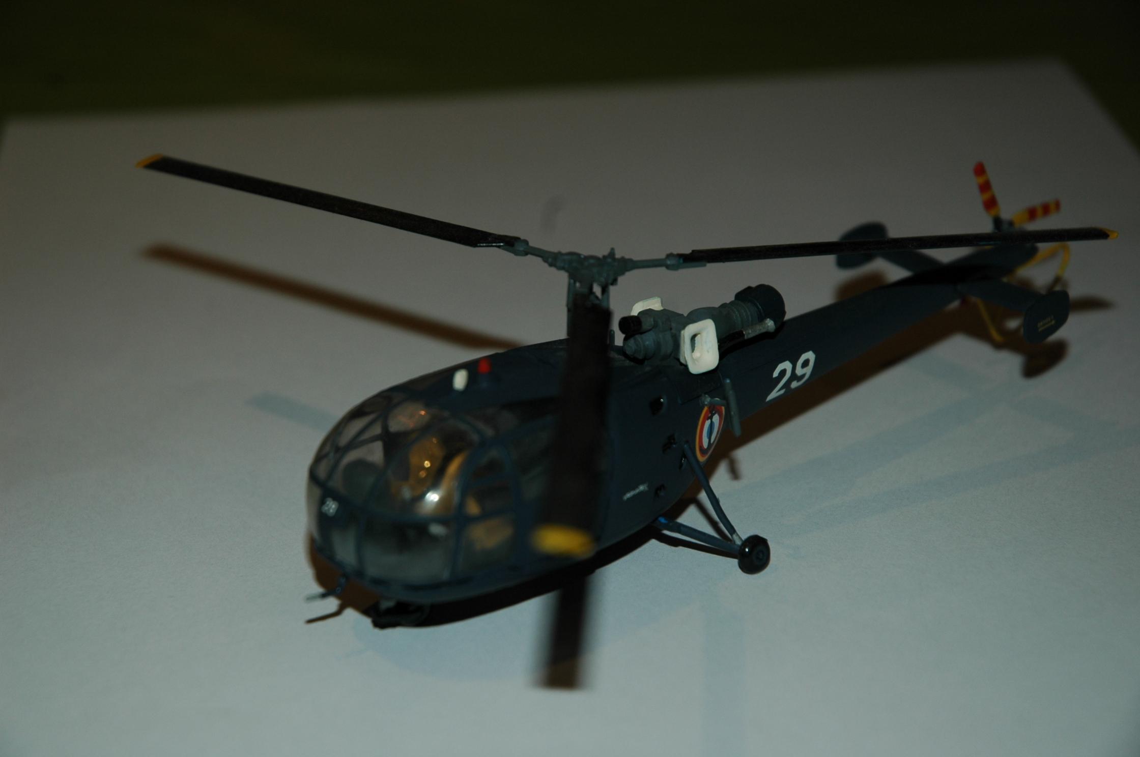 Alouette III Marine - Heller 1/72 374735DSC0017