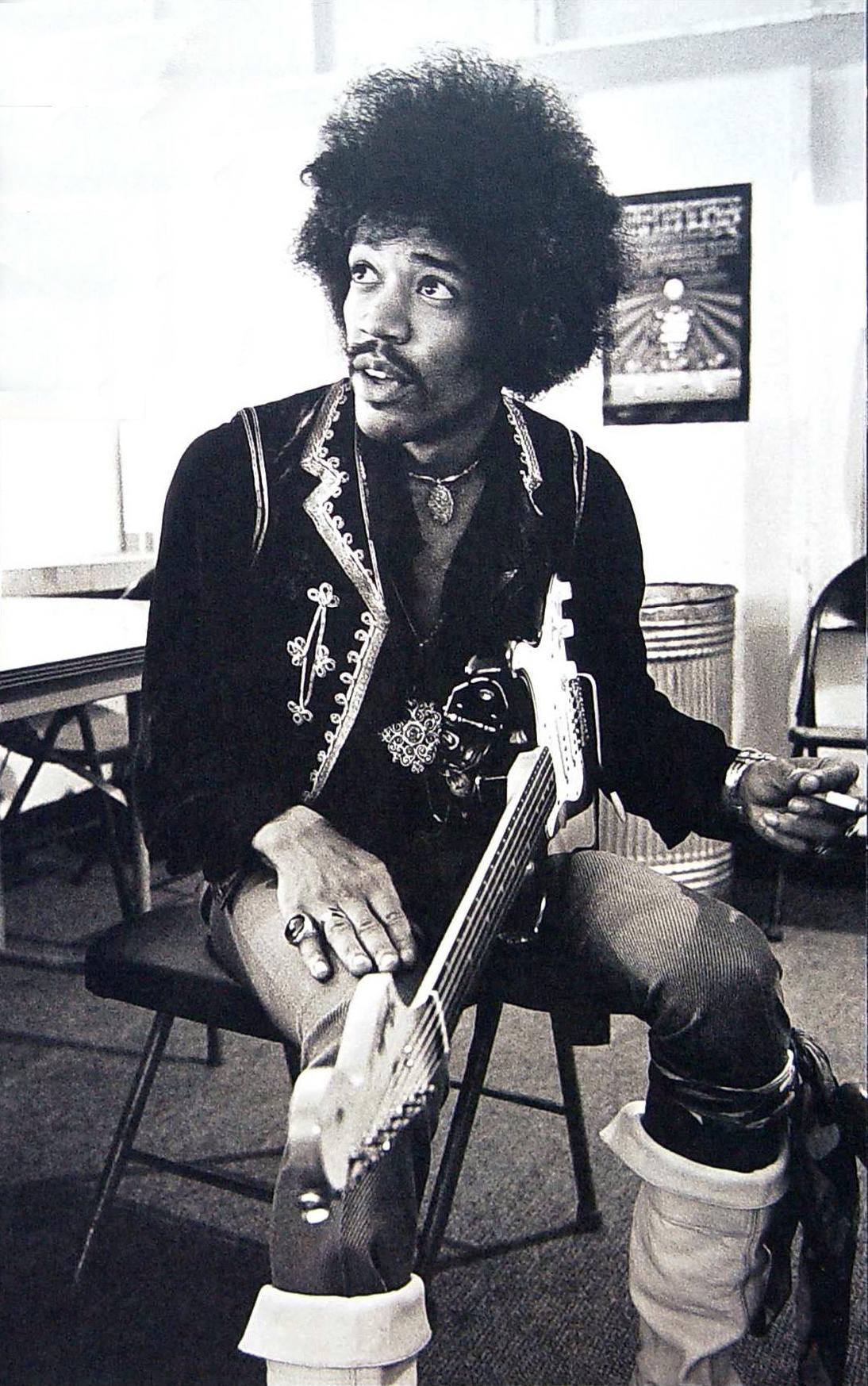 San Francisco (Winterland) : 11 octobre 1968 [Premier concert] 375401196810111
