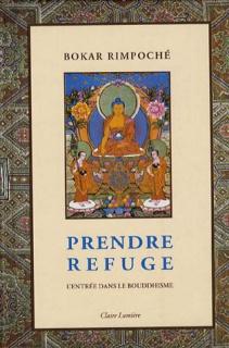 Prendre Refuge : L'entrée dans le Bouddhisme  37613051mYAYipUzL