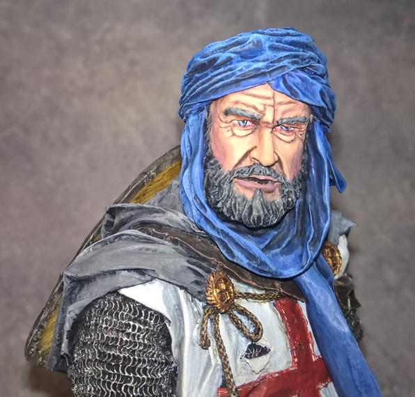 Templier à Jérusalem - Premier buste 377318Templier5