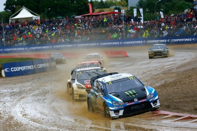 WRX: Kristoffersson, vainqueur en France, établit un nouveau record 377702Kristoffersson09FRA17b