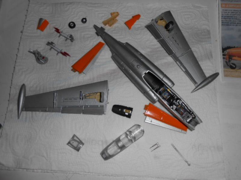Fouga Magister 1/48 Kinetic lionel 45 378855div038
