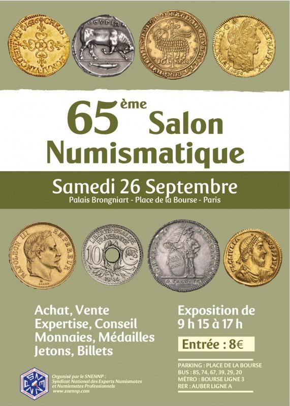 Salon Paris SNENNP palais Brogniart 378922AFFICHESALONSEPTEMBRE2015034