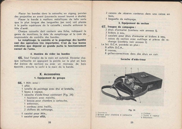Mitrailleuse suisse Mod. 1911 380270MG1133