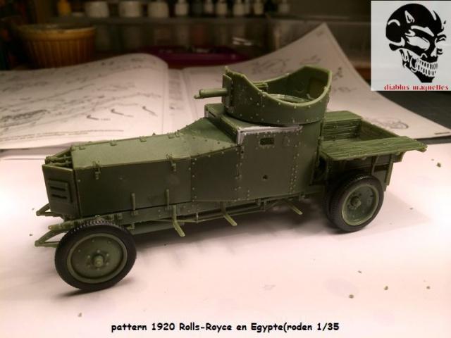 Pattern 1920 Rolls-Royce MK1 en Egypte - (Roden 1/35) 380931pattern1920007