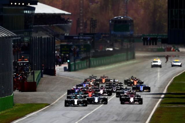 F1 GP d'Italie 2017 : Lewis Hamilton s'impose à Monza 3814142017gpitaliecourse