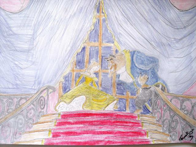 [Règle N°0] *Concours* Production artistique : Archives 4 - Page 2 381496semaine_belle_et_la_bete