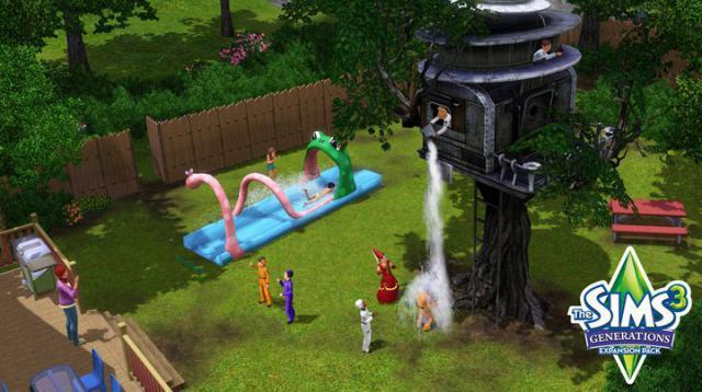Les Sims™ 3 : Générations 3824755688696198c85d6a27e3o