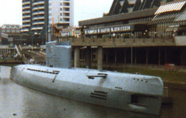 SOUS MARIN NUCLEAIRE D'ATTAQUE USS NAUTILUS 382788WilhelmBauer