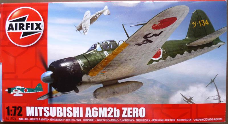 [Chrono Août 2013] Airfix - Zero A6M2b à Bougainville. 383476Zero01