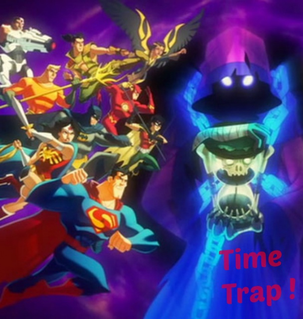 Ancienne intrigue JL : Time Trap 386116Time00