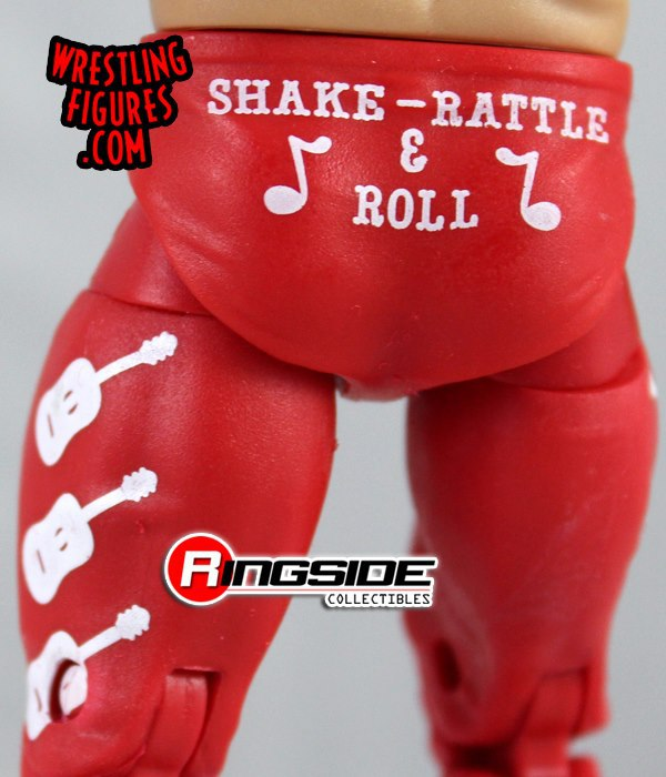 Wwe Mattel Elite 21 386536E2121