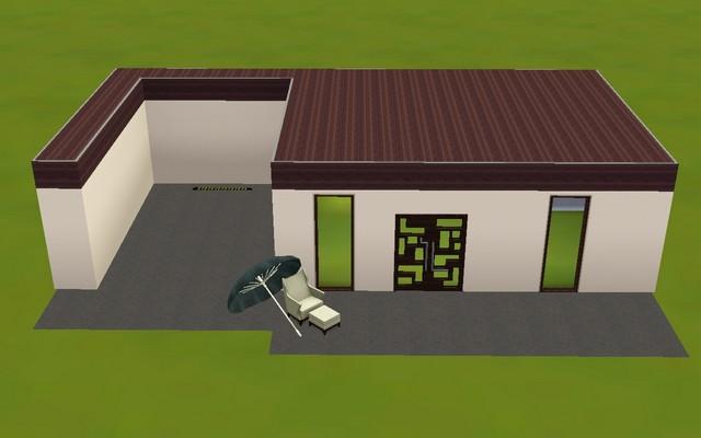 [Sims3]-Débutant- Atelier construction moderne.  386626Screenshot1