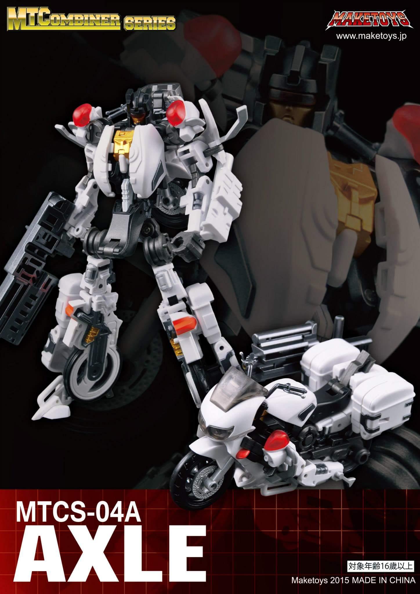 [MakeToys] Produit Tiers - Jouet MTCM-04 Guardia (aka Protectobots - Defensor/Defenso) 38719420150610091728