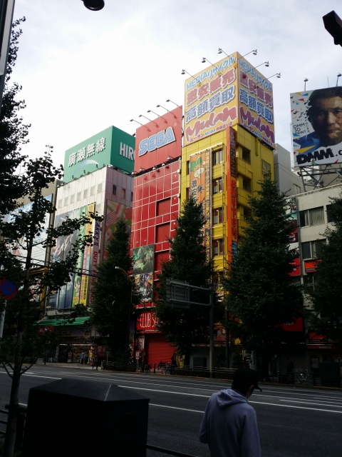 Carnet de voyage : Japon - Tokyo 38731020141010023832