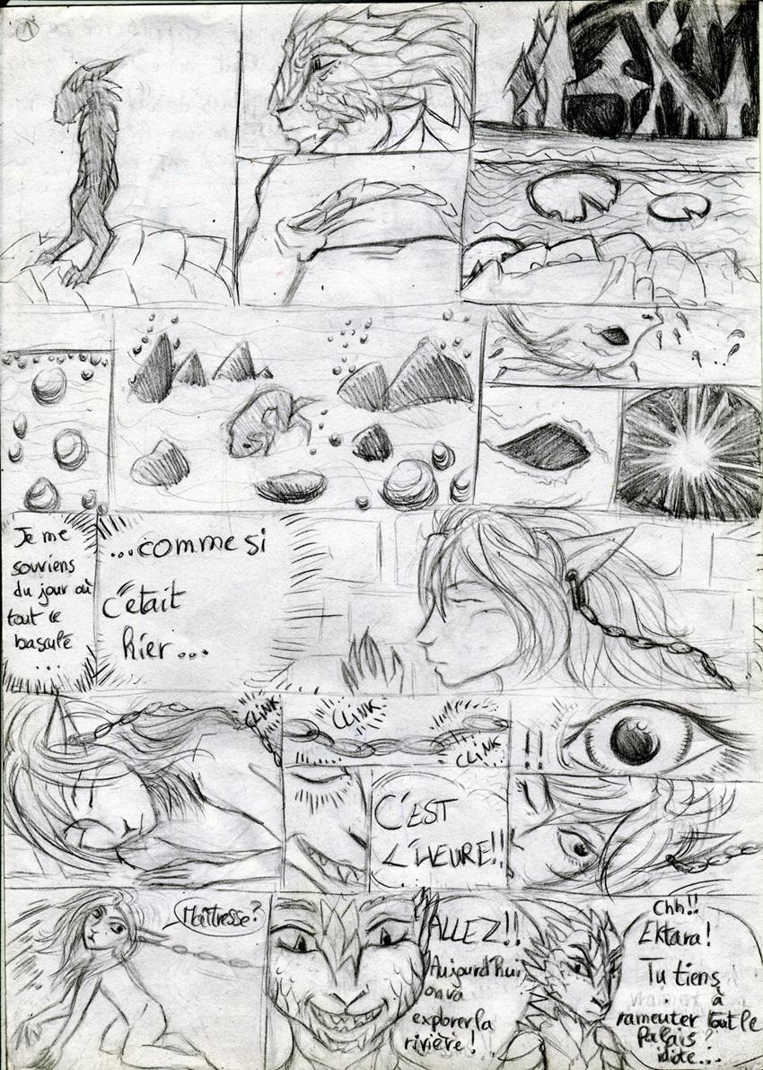 Dragons, chimères et créatures arc-en-ciel - Page 3 388504BDEolineetOrkenop1