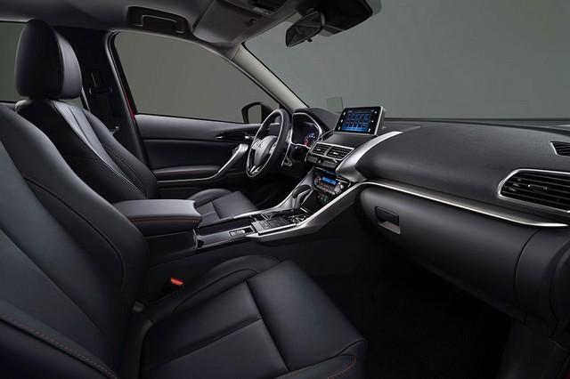 Mitsubishi Motors présentera son SUV compact Eclipse Cross en première mondiale au salon international de l'automobile de Genève 2017 - Mardi 28 Février 2017 389005img020