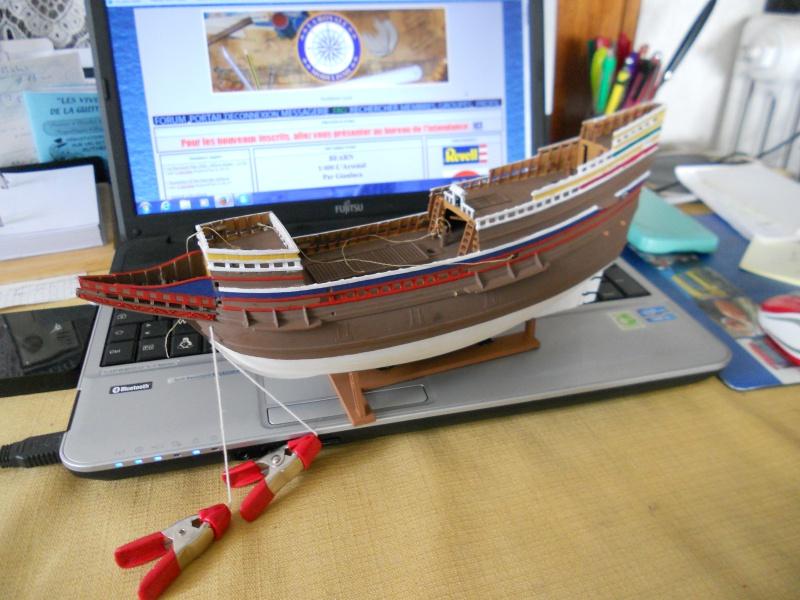 le Mayflower de Revell au 1:83  - Page 2 389532DSCN9571