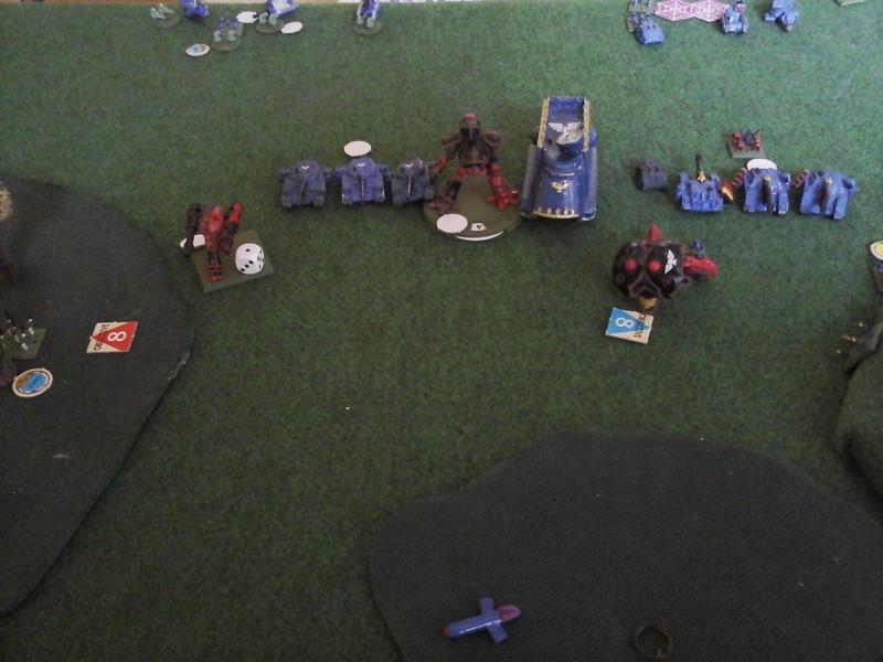 G.I. contre Eldar : 8000 pts. 3908232etourcentreduplateau