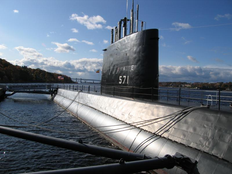 SOUS MARIN NUCLEAIRE D'ATTAQUE USS NAUTILUS 391378USSNautilusSSN571