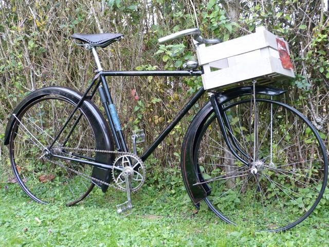 ALCYON vélo-porteur 1938 392205P1200207