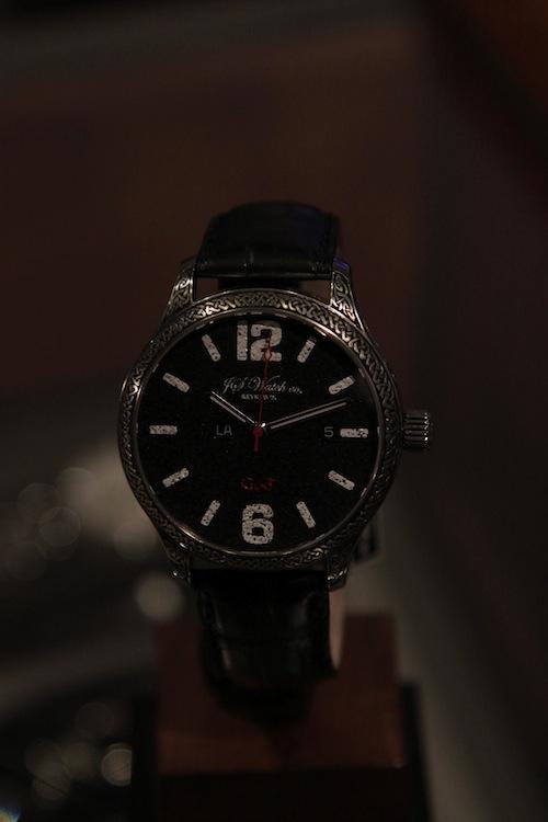 J S Watch company REYKJAVIK 392246MG3495Version2