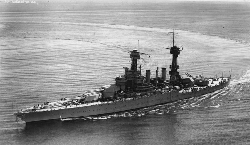 USN CROISEURS LOURDS CLASSE NEW ORLEANS  393191Cuirasse_USS_Colorado