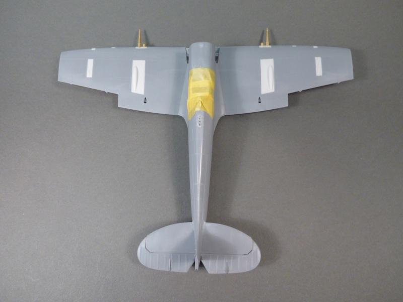 [TAMIYA] SUPERMARINE SPITFIRE MK IX INDOCHINE 1948 1/32ème Réf 60320 393194P1010132