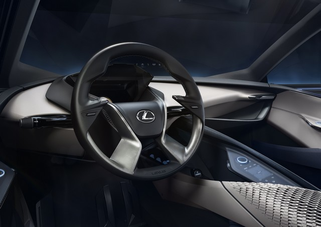 Le Lexus LF-SA Concept Révélé En Première Mondiale 393617LEXUSLFSA07GENEVAMS2015