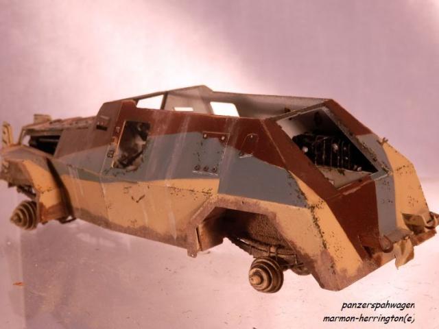 panzerspahwagen(Marmon-Herrington(e)IBG model 1/35 393635PC240008