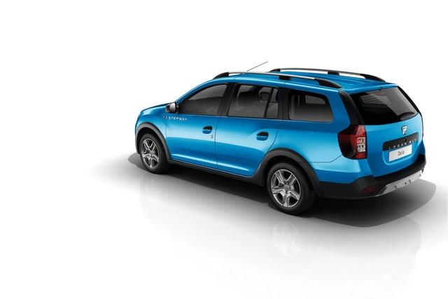 Et de quatre ! La famille Stepway s'agrandit avec Nouvelle Dacia Logan MCV Stepway 3936578734016