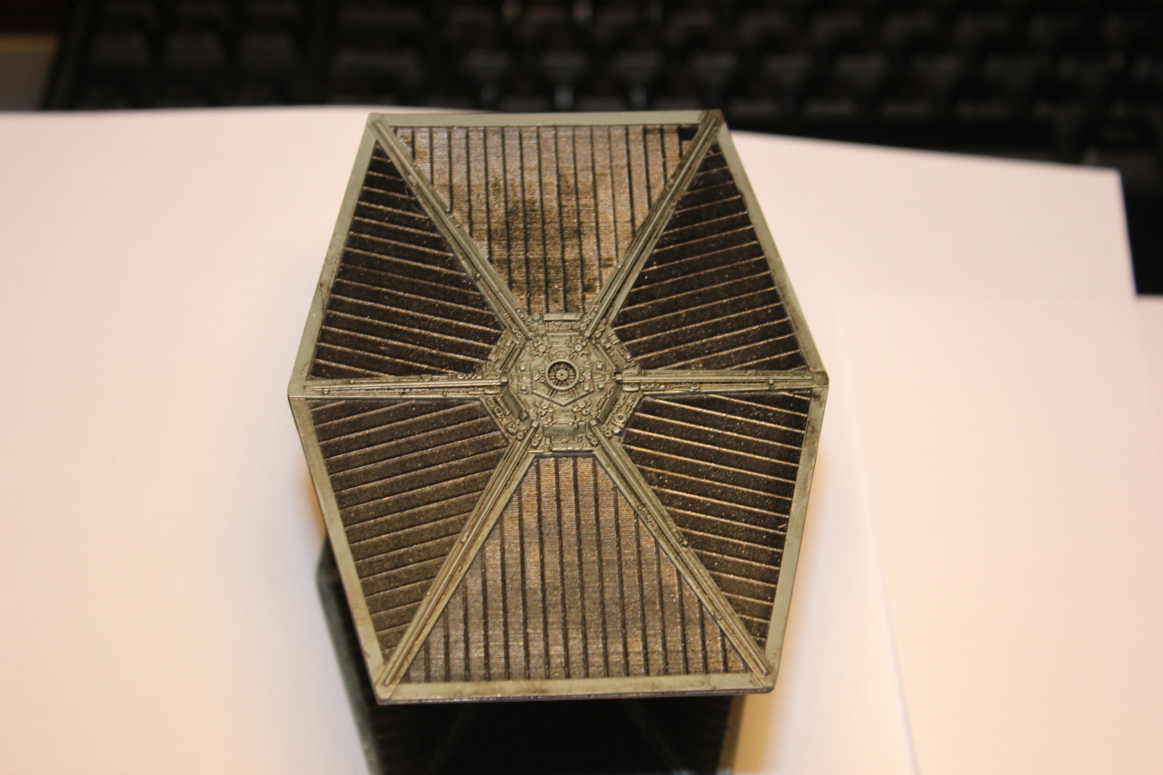 Star Wars [Tie Fighter] Fine Molds 1 : 72 394082DPP2037