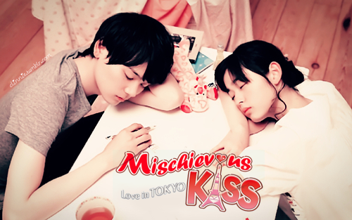 [J-Drama]  Mischievous Kiss; Love In Tokyo 394476dfa551a9ed