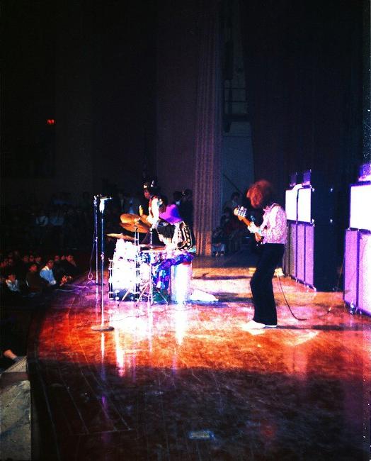 New York (Hunter College) : 2 mars 1968 [Second concert]     395461231