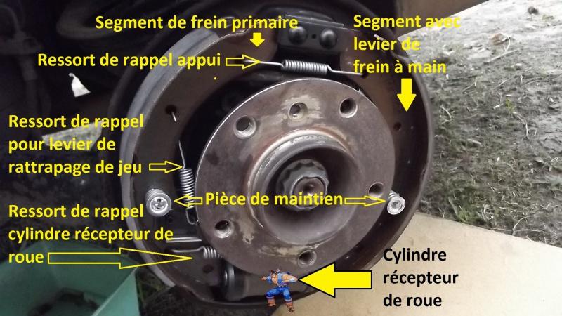 [BMW 316i E36 M40 1992] Tutoriel + photos freinage arrière tambours (résolu) 39571518Freintambourremont