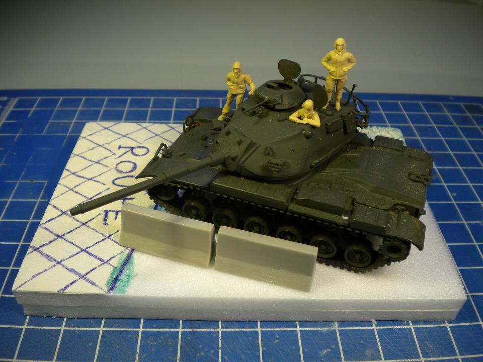 Leopard 1A5 (ITL) KFOR - 1/72° 3962011