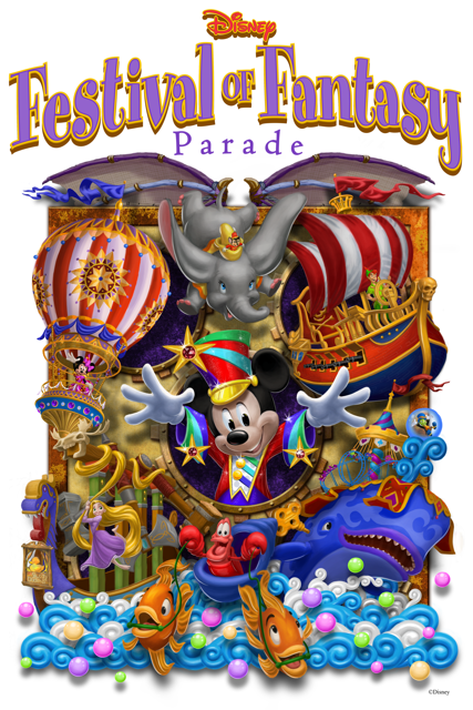 [Magic Kingdom] Disney Festival of Fantasy Parade (09 mars 2014) - Page 5 396206pa1